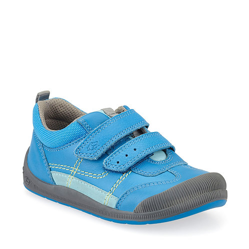 Startrite Tickle, Blue Leather