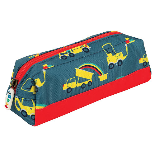 Frugi Crafty Pencil Case, Dig A Rainbow