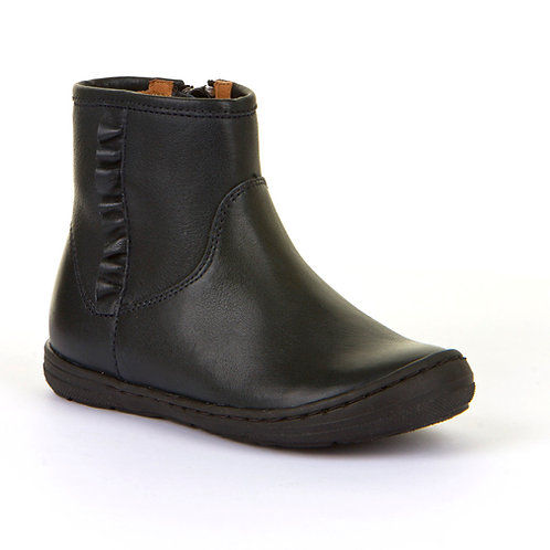Froddo G3160125 Leather Ankle Boots, Black