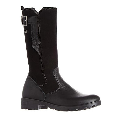 Ricosta Sophie Tall Boot, Black