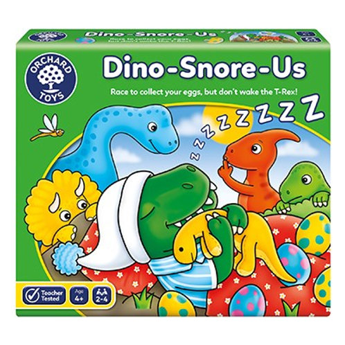 Orchard Toys Dino-Snore-Us