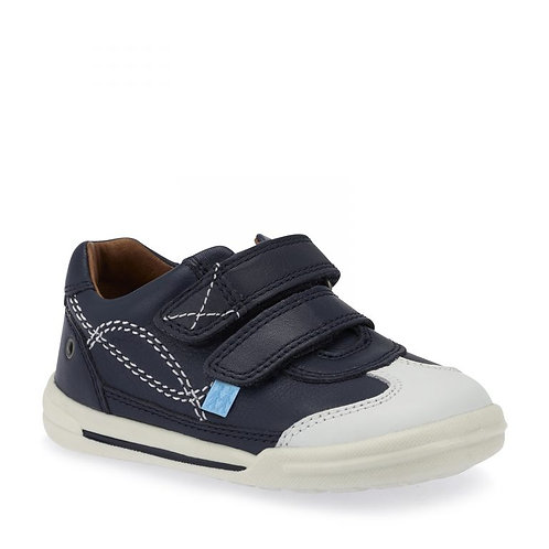 Startrite Flexy Soft Turin, Navy Leather