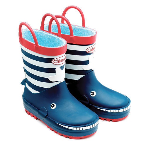 Chipmunk Wellies, Moby Whale
