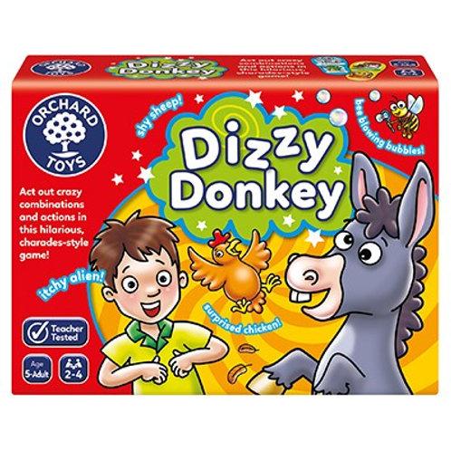 Orchard Toys Dizzy Donkeys