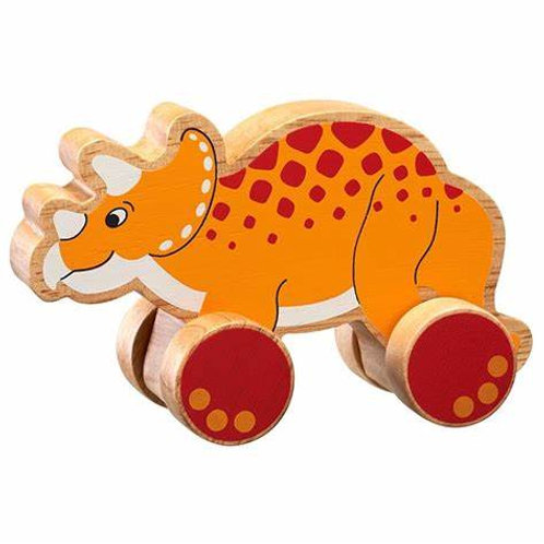 Lanka Kade Triceratops Pushalong