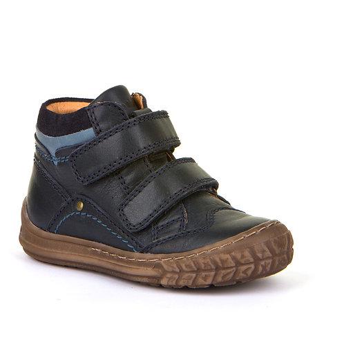 Froddo G3110152 Leather Ankle Boot, Dark Blue