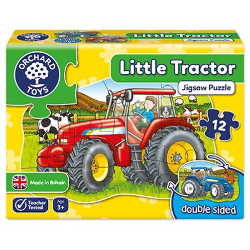 Orchard Toys Little Tractor Puzzle