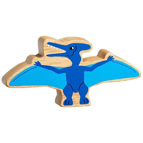 Lanka Kade Natural Blue Pteranodon Dinosaur