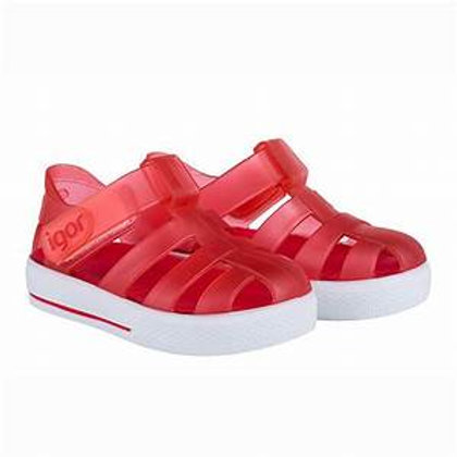 Igor Star Jellies, Rojo (Red)