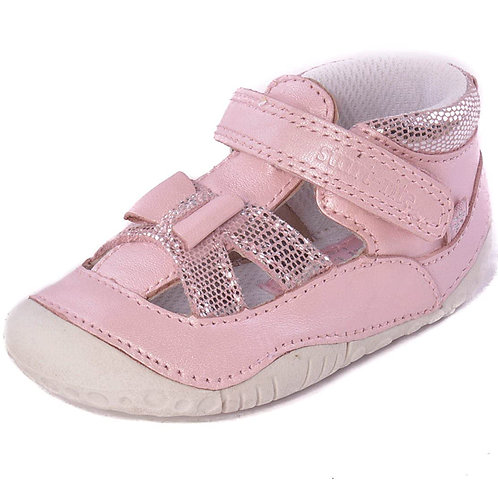 Startrite Jasmine Pre-walker, Pink Leather