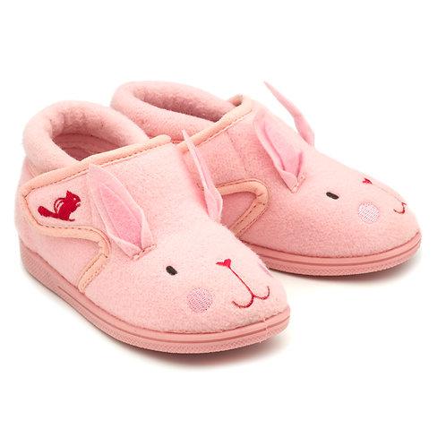 Chipmunks Katie Slippers, Pink