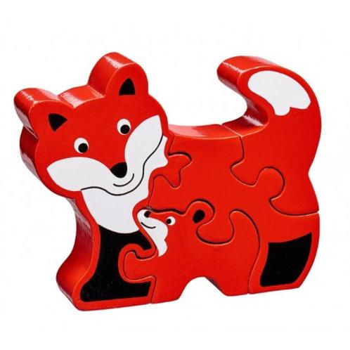 Lanka Kade Fox & Cub Jigsaw