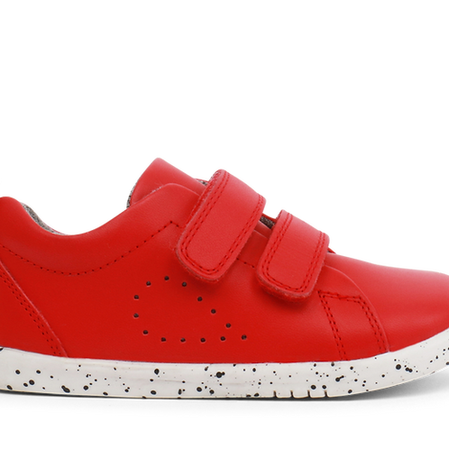 Bobux Grasscourt I-walk Red