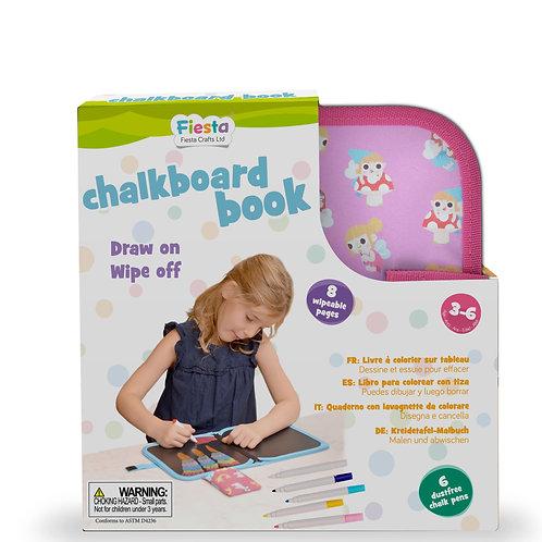 Fiesta Crafts Chalkboard Book, Fairies
