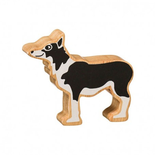 Lanka Kade Natural Black & White Sheep Dog