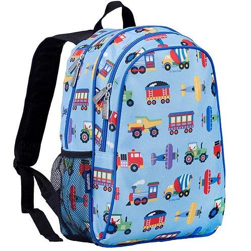 Wildkin Children's Backpack, Transport