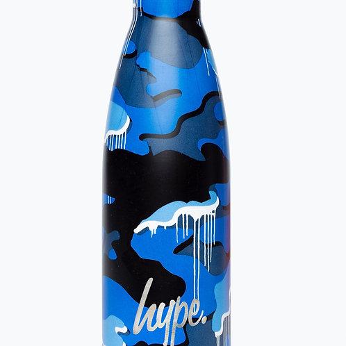Hype Camo Drips Metal Water Bottle