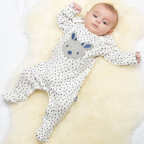 Kite Forest Fawn Sleepsuit