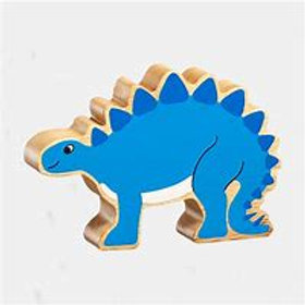 Lanka Kade Natural Blue Stegosaurus