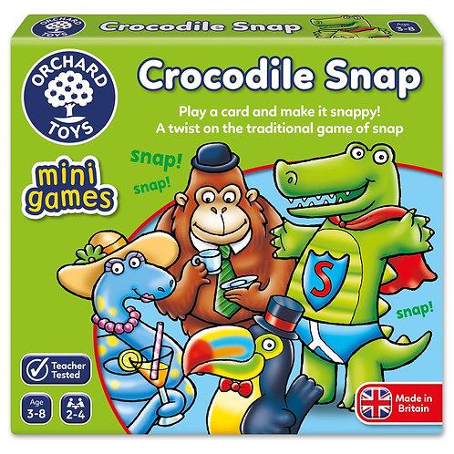 Orchard Toys Mini Game - Crocodile Snap