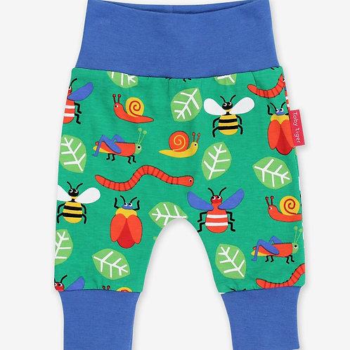 Toby Tiger Organic Bug Print Yoga Pants
