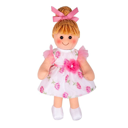 Bigjigs Megan Doll, Medium