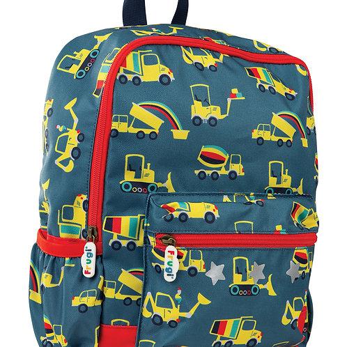 Frugi Adventurers Backpack, Dig A Rainbow