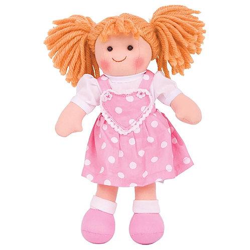Bigjigs Ruby Doll, Small