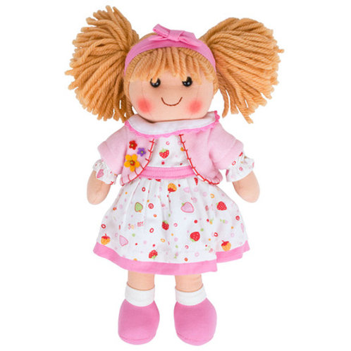 Bigjigs Kelly Doll