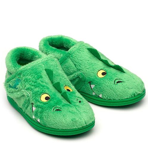 Chipmunks Scorch Slippers