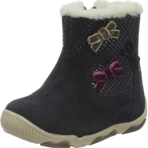 Geox Balu Ankle Boot, Navy