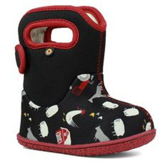 Baby Bogs Farm, Black Multi