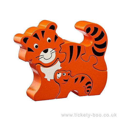 Lanka Kade Tiger & Cub Jigsaw