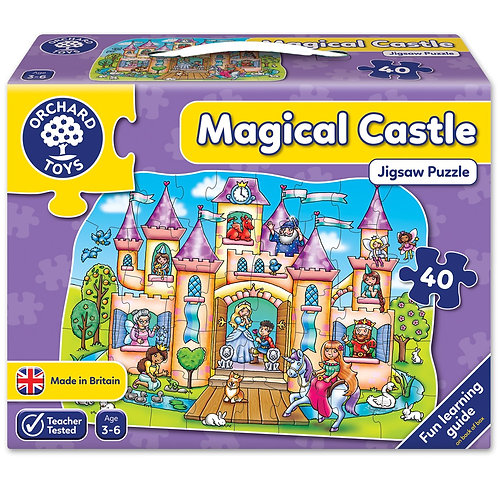 Orchard Toys Magic Castle Jigsaw Puzzle