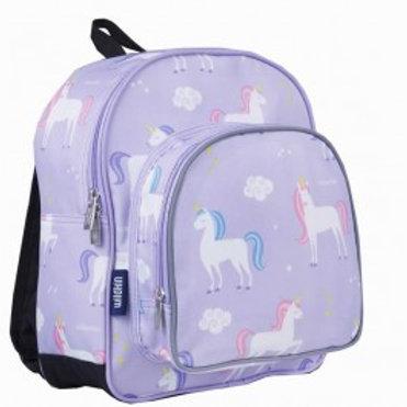 Wildkin Toddler Backpack, Purple Unicorns