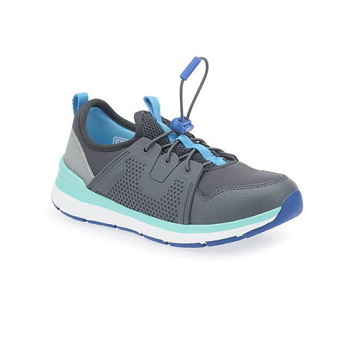 Startrite Chase Trainer, Dark Grey