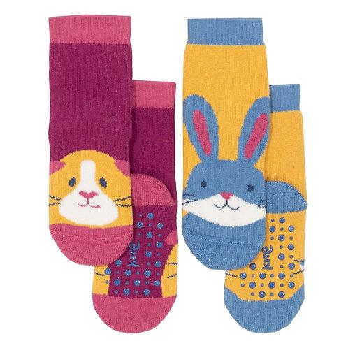 Kite Hoppity Grippy Sock