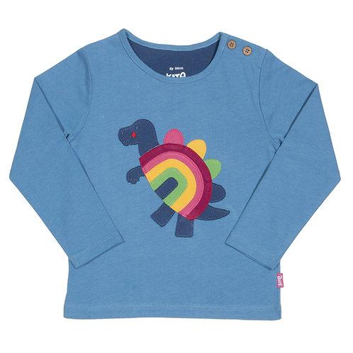 Kite Rainbow-saurus Long Sleeved Tshirt