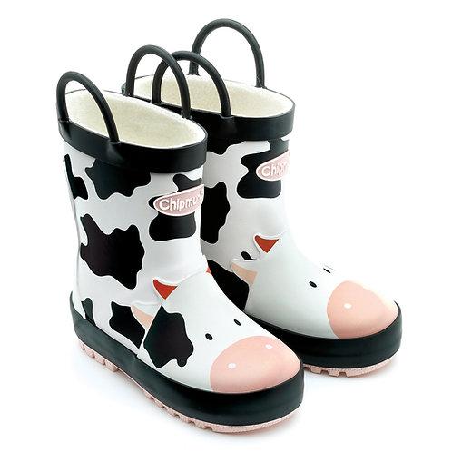 Chipmunk Wellies, Gertie Cow