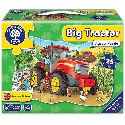 Orchard Toys Big Tractor Jigsaw Puzzle