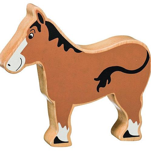 Lanka Kade Brown Horse