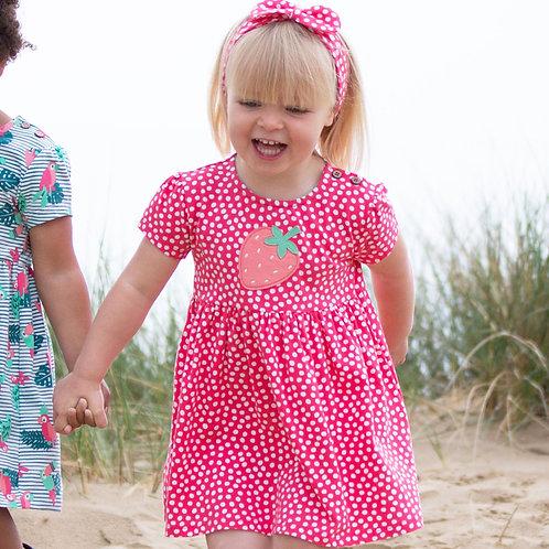 Kite Dotty Strawberry Dress