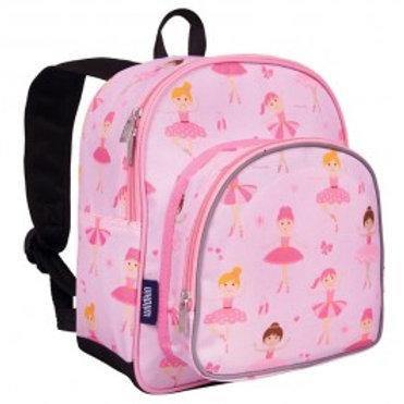 Wildkin Toddler Backpack, Little Ballerinas