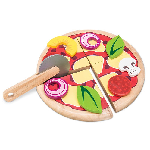 Le Toy Van Wooden Pizza