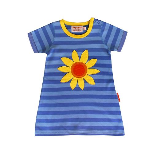 Toby Tiger Sunflower T-shirt Dress