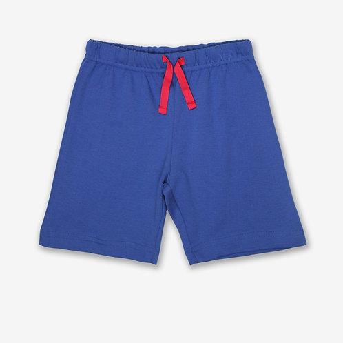 Toby Tiger Organic Shorts, Navy