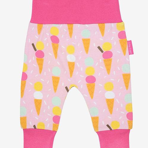 Toby Tiger Organic Ice Cream Yoga Pants