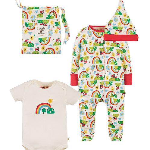 Frugi Happy Days Baby Gift Set