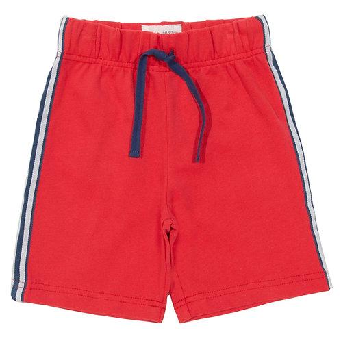 Kite Side Stripe Shorts, Red