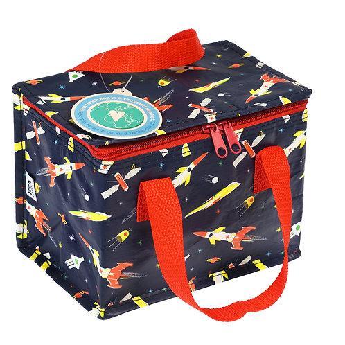 Rex London Space Age Rocket Lunch Bag
